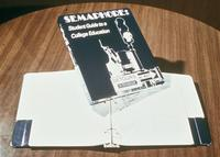 "Photograph of ""Semaphore: Student Guide to a College Education,"" circa 1976"