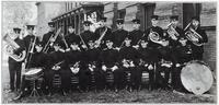 Augsburg College Band, circa 1915