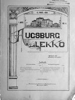 Augsburg Ekko March 15, 1899