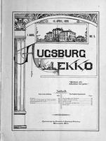 Augsburg Ekko April 15, 1899