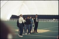 Augsburg women's softball team players parents, 1996.