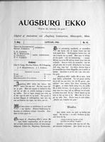Augsburg Ekko January, 1900, Page 03