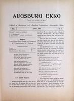 Augsburg Ekko April, 1900, Page 03