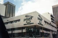 "A ""Jaguar"" building in South Africa, 1990"