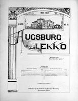 Augsburg Ekko March, 1902