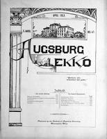 Augsburg Ekko April, 1903