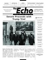 Augsburg Echo February 12, 2021