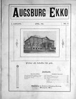 Augsburg Ekko April, 1906