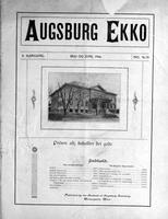 Augsburg Ekko May-June, 1906
