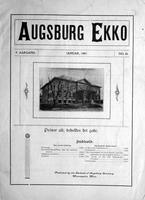 Augsburg Ekko January, 1907