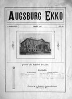 Augsburg Ekko March, 1907