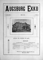 Augsburg Ekko May, 1907