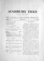 Augsburg Ekko April, 1908, Page 03