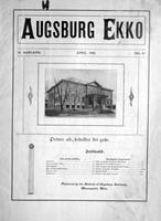 Augsburg Ekko April, 1908, Page 01