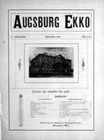 Augsburg Ekko May-June, 1909
