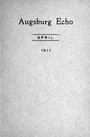 Augsburg Ekko April, 1911