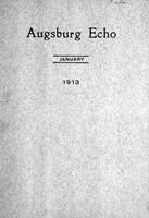 Augsburg Ekko January, 1913