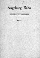 Augsburg Ekko November-December, 1912