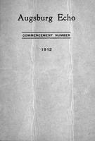 Augsburg Ekko Commencement Number [May], 1912