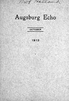 Augsburg Ekko October, 1913