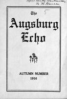 Augsburg Ekko Autumn Number [November], 1916