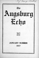 Augsburg Ekko January, 1917
