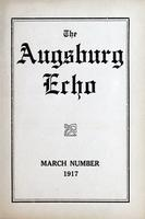 Augsburg Ekko March, 1917