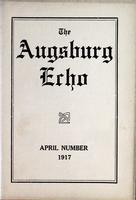 Augsburg Ekko April, 1917