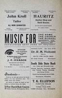 Augsburg Echo Christmas Number [December], 1919, Page 02