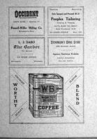 Augsburg Echo January, 1923, Page 35