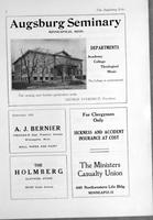 Augsburg Echo January, 1923, Page 03