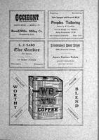 Augsburg Echo February, 1923, Page 35
