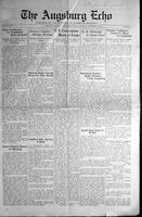 Augsburg Echo December 3, 1925