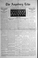 Augsburg Echo March 18, 1926