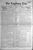 Augsburg Echo May 27, 1926