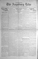 Augsburg Echo April 29, 1926