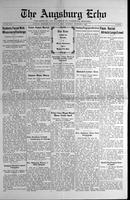 Augsburg Echo December 9, 1926