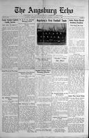 Augsburg Echo November 11, 1926