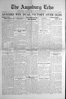 Augsburg Echo February 3, 1927