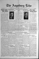 Augsburg Echo May 26, 1927