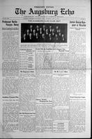 Augsburg Echo April 14, 1927, Page 01