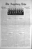 Augsburg Echo April 28, 1927