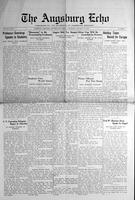 Augsburg Echo January 19, 1928