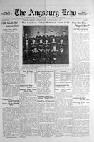 Augsburg Echo March 15, 1928