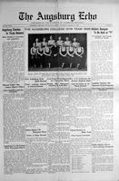 Augsburg Echo March 29, 1928