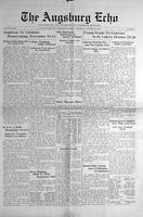 Augsburg Echo October 25, 1928