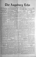 Augsburg Echo October 11, 1928