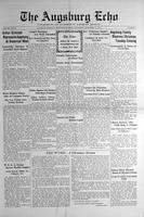 Augsburg Echo December 20, 1928