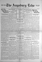 Augsburg Echo January 31, 1929