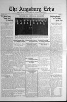 Augsburg Echo April 18, 1929, Page 01